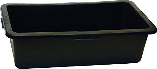 Practo PB90 - Barreño de obra rectangular (90 L)