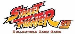 UFS Street Fighter Warrior