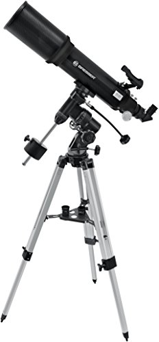 Bresser AR-102/600 EQ-3 AT-3 Telescopio refractor