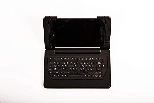 Attachable Keyboard for Samsung Galaxy Tab Active2 Rugged Tablet