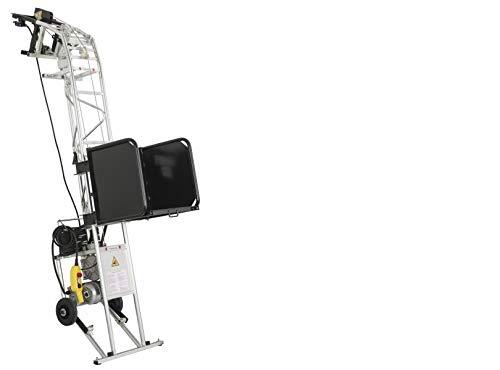 Haemmerlin - Monte matériaux en acier Charge 150Kg Hauteur 10m - CASTOR STEEL - Couvreur
