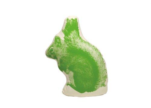 Areaware Pico Pillow Squirrel Kissen, Stoff, mehrfarbig
