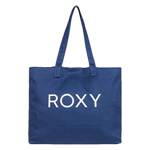 Roxy Go For It ERJBT03236 - Bolso para mujer Azul Mood Indigo Talla única