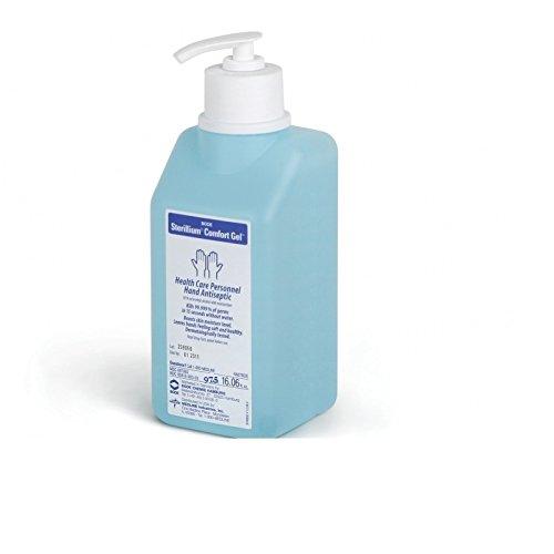 STERILLIUM gel antiséptico de manos 975 ml con dosificador