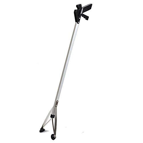 Mr. Hao Trash Pick Up Lange Aluminium Arm Edelstahl Teleskopzangen für Garten Nabber