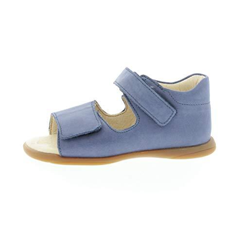 Däumling Schuhe für Jungen Lauflernschuhe Seta Jeans Taubenblau 010131M42 (Numeric_21)