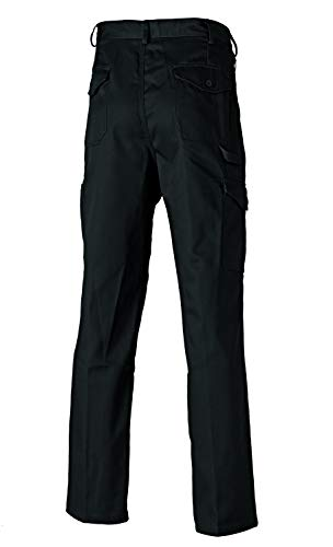 Dickies Redhawk Super Bundhose, schwarz BK-42R, WD884