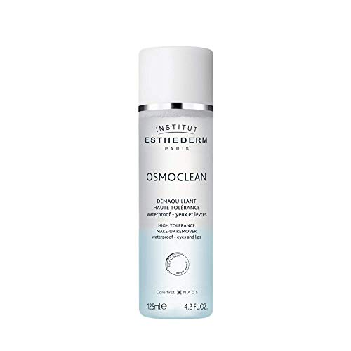 Esthederm Osmoclean High Tolerance Eyes & Lips Make-Up Remover (Waterproof) 125ml