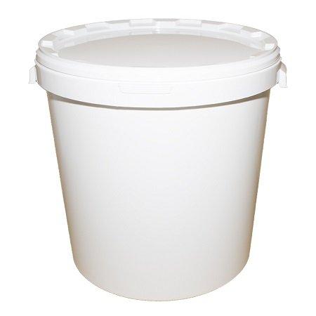 PLASTICOS HELGUEFER - Cubo Hermetico 25 litros con Asas Laterales