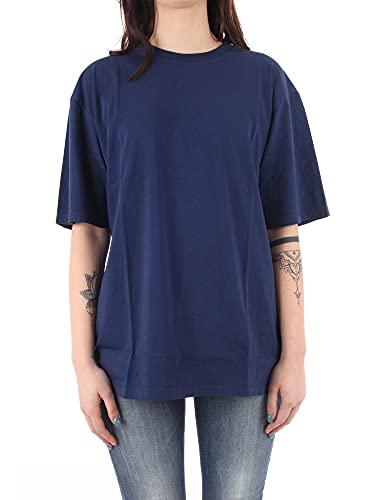 BOMBOOGIE TW6947-TJORG T-Shirt Donna Navy Blue 01