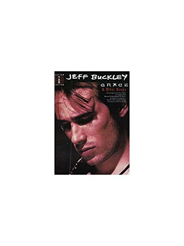 Jeff Buckley: Grace And Other Songs. Partitions pour Tablature Guitare(Symboles d\'Accords)