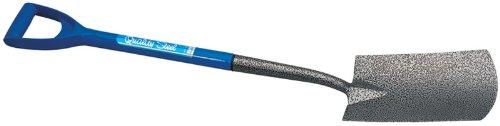 En acier carbone-époxy à revêtement en acier carbone, renforcé et trempé avec manche en métal avec revêtement plastique et poignée en Y en plastique vendus en vrac.