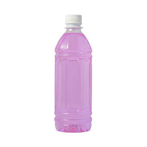 そらプリ ハーバリウム オイル layer hana oil 500ml ペットボトル入り カラーオイル (ピンクパープル)