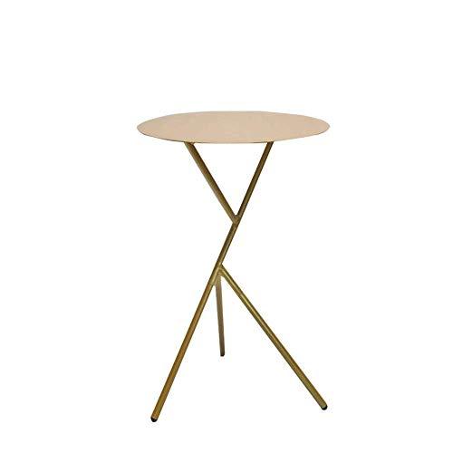 IREANJ Mesa plegable para sofá, mesa auxiliar de madera, mesa auxiliar de...