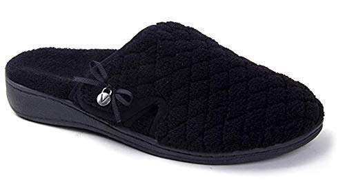 Vionic Women's Adilyn Slipper- Ladies Adjustable Slippers with Concealed Orthotic Arch Support...