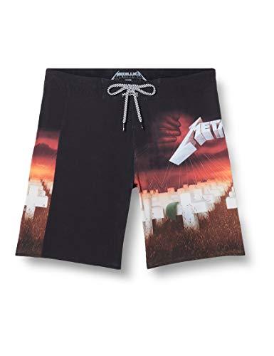 BILLABONG™ - Bañador de Surf de pantalón con Estampado - Hombre - 32 - Rojo