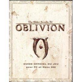 Guide Officiel the Elder Scrolls IV