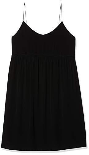 SELECTED FEMME SFFREYA Strap Dress Vestido, Negro (Black), 42 para Mujer