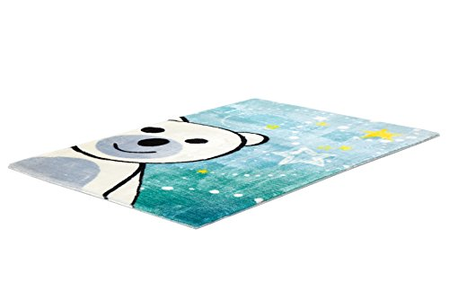Obsession Teppiche, Soft Polyester, Bear, 120 x 170 cm