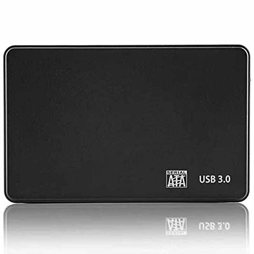 2.5 Mobile Hard Disk USB3.0 SATA3.0 2TB HDD disco duro externo External Hard Drives for Laptop/Mac/Xb (2TB)
