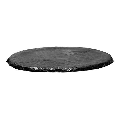 heresell Funda para cama elástica – 488 cm impermeable y resistente a los rayos UV, lona de protección contra la lluvia, resistente a la rotura y a los rayos UV