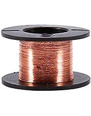 【𝐏𝐚𝐬𝐞𝐧】 Geëmailleerde reparatiedraad Koperdraad, geëmailleerde draad, o.1mm wikkeldraad Wikkeldraad, voor thuis voor industrieel gebruik