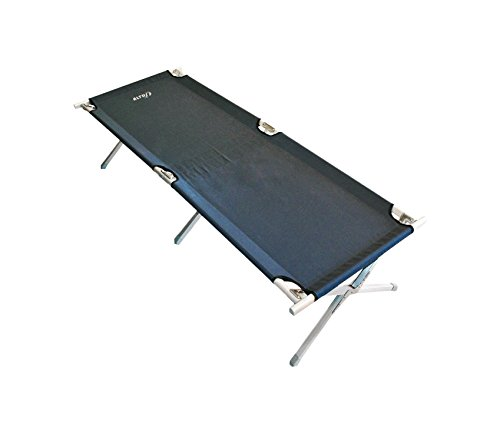ALTUS No. 45 - Cama Plegable Aluminio Unisex, Multicolor, Talla única