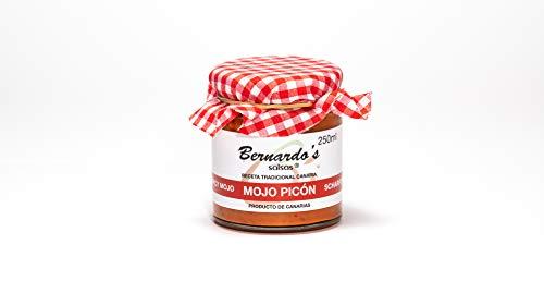 Mojo Rojo BERNARDOS Picón 250 ml