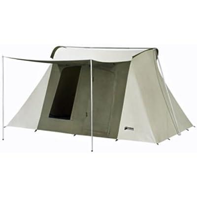 Kodiak Canvas Tents 10x14ft 8-person Tent with Tarp 6044 0514