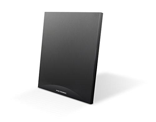 Metronic 416975 Antenne d'intérieur amplifiée 55 dB - filtre 4G - extra plate - 4K HD