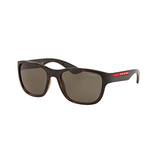 Prada Sport Sonnenbrille (PS 01US) Havana Demishiny 59 cm