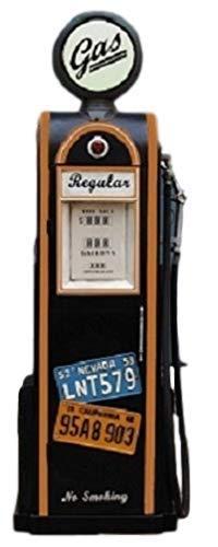 'Depósito de surtidor de gasolina columna diseño Gas bomba de gas höhe180cm