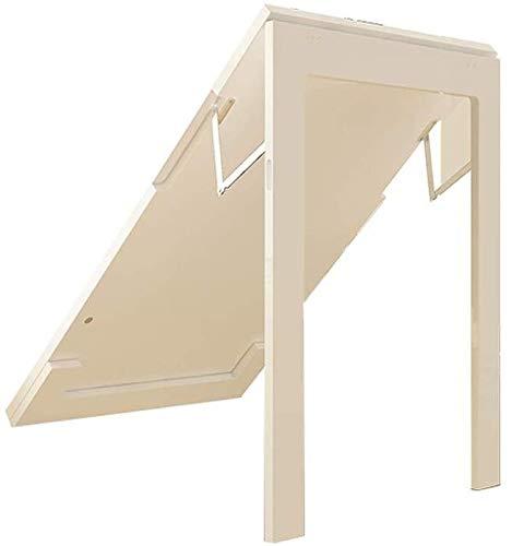 DNSJB Vouwtafel Multifunctionele Wandmontage Druppelblad Vouwen Eettafel Klein Appartement Computer Tafel Eenvoudige Moderne Ruimte Besparen