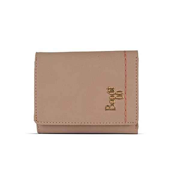 Baggit Wallet Faux Leather Women's 3 Fold Wallet
