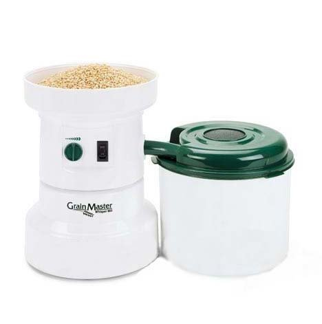 GrainMaster WhisperMill Electric Grain Mill -- Replaced by WonderMill