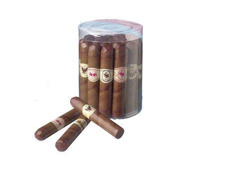DISOK - Puros De Chocolate Habaneros (Caja De 20 Unidades)