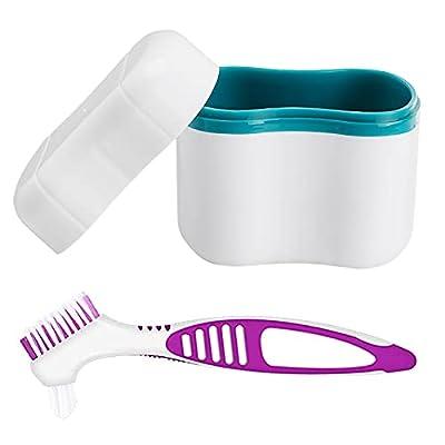 Denture Bath Case with
