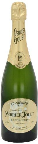 Perrier Jouet Grand Brut - Vino Spumante - 12 Bottiglie
