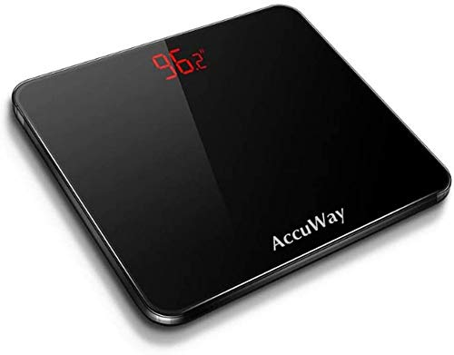 Great Deal! SPLY DTEM ASIAKK Digital Weight Scale, Wider Platform, Backlit Display, Weight Scale wit...