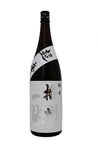 山陽盃酒造『播州一献純米超辛口』
