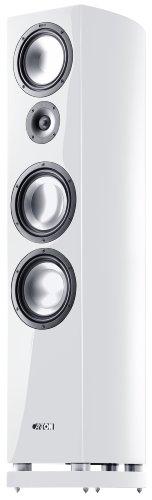 Canton Vento 890 DC Standlautsprecher (180/340 Watt) weiß hochglanz (Stück)