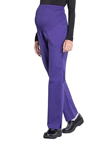 Cherokee Workwear Professionals WW220 Women's Maternity Soft Knit Waistband...