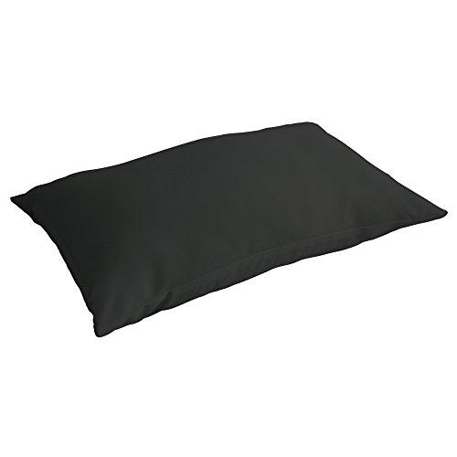 Today 201837 - Taie d'oreiller en Coton, 50 x 70 x 0,1 cm, Couleur: Réglisse