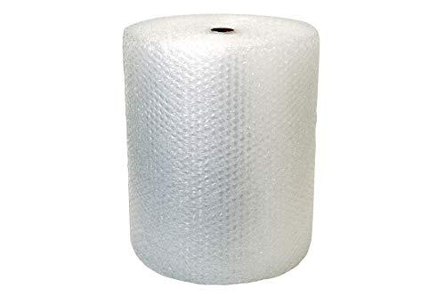 IMBALLAGGI 2000 - Rotolo Pluriball - Imbottitura per Imballaggio Bolle - Per la Protezione di Oggetti durante il Trasloco - 75cm x 200 mt