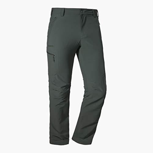 Schöffel Herren Pants Folkstone komfortable und leichte Wanderhose mit Stretch-Material, robuste Outdoor Hose mit sportlichem Schnitt, urban chic, 50