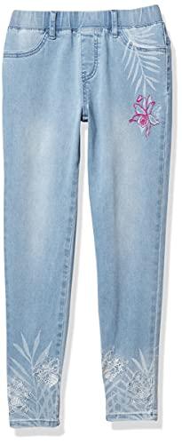 Desigual Denim_Opal Pantalones Casuales, Blue, 9/10/2020 para Niñas