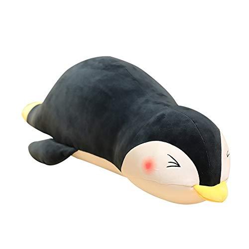 no brand Jouet en Peluche poupée Peluche poupée Mignonne Reine poupée bébé Fille couchée Long Sommeil Oreiller Lavable Pingouin Les Enfants dorment Jouet Coussin de Confort
