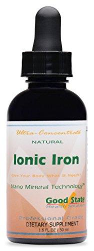 Flüssiges Ionisches Ultra-Konzentriertes Eisen