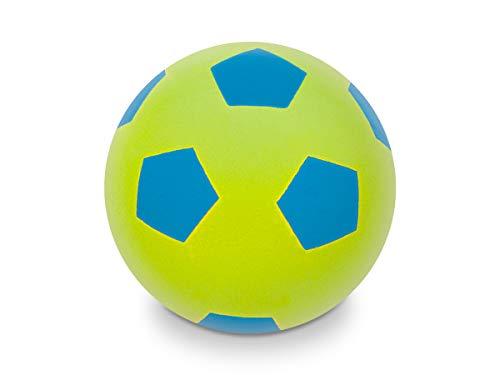 Mondo–07926–Pallone Soft Fluo, Modelli/Colori Assortiti, 1 Pezzo