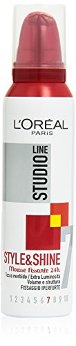 STUDIO LINE Spuma 150 Style&Shine Iperforte Prodotti per capelli